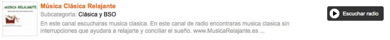 Radio Online de Música Clásica